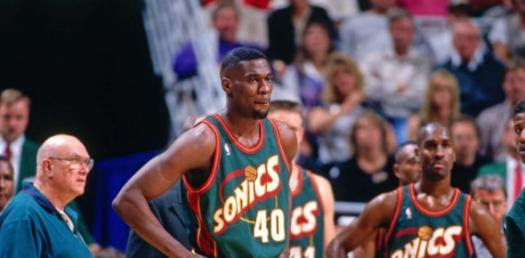 The Big Quiz On NBA - Seattle Supersonics?