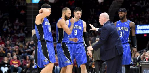 NBA - Orlando Magic Quiz