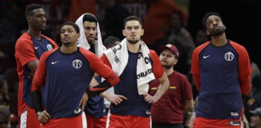 The Ultimate Fan Quiz On NBA - Washington Wizards