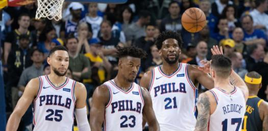 Fun Trivia Questions On NBA - Philadelphia 76ers