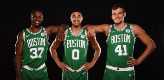 Awesome Quiz On NBA - Boston Celtics