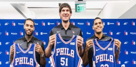Interesting Trivia On NBA - Philadelphia 76ers
