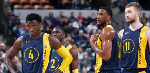Interesting Quiz On NBA - Indiana Pacers