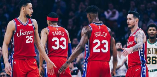 Awesome Quiz On NBA - Philadelphia 76ers