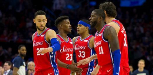 Interesting Quiz On NBA - Philadelphia 76ers