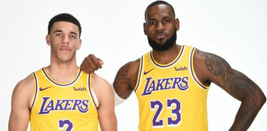 The Big Quiz On NBA - Los Angeles Lakers