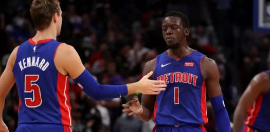 Learn More About NBA - Detroit Pistons