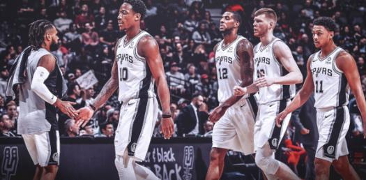 Questions On NBA - San Antonio Spurs