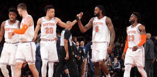 NBA - New York Knicks Quiz