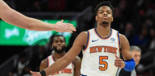 Crips Quiz On NBA - New York Knicks