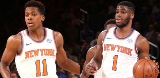 Awesome Quiz On NBA - New York Knicks