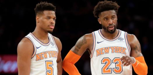 Crisp Quiz On NBA - New York Knicks