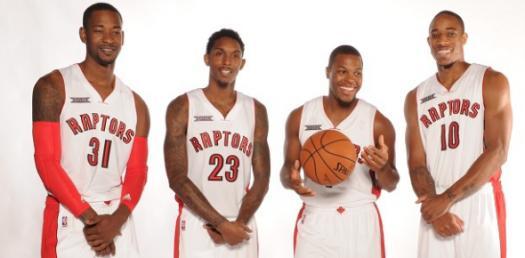 Ultimate Quiz On NBA - Toronto Raptors