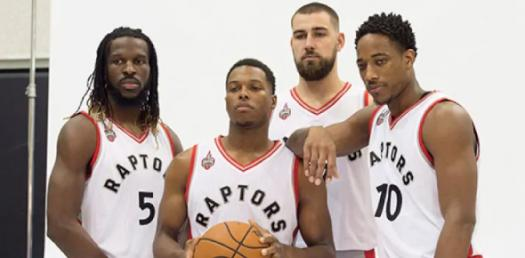 Learn About NBA - Toronto Raptors