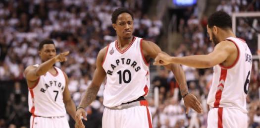 Toronto Raptors Top Five Players Quiz