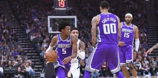 The Amazing Quiz On NBA - Sacramento Kings