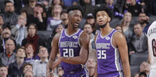 Put On Your Thinking For NBA - Sacramento Kings