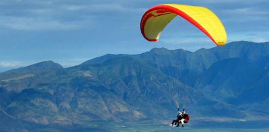 Where In The World Should You Go Paragliding?