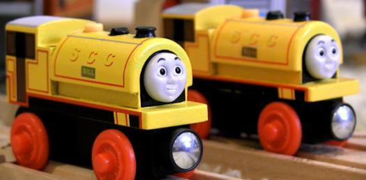 Thomaswoodenrailway Trivia Quiz!