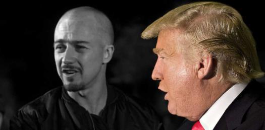 Who Said IT - Presidential Candidate: Donald Trump Or Derek Vinyard (American History X)