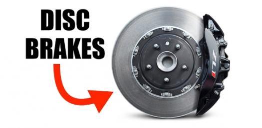 Disc Brakes - Post