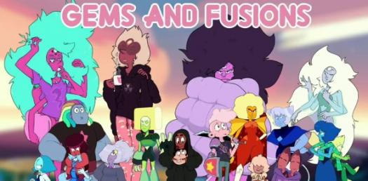 Which Fusion Are You? (Steven Universe)