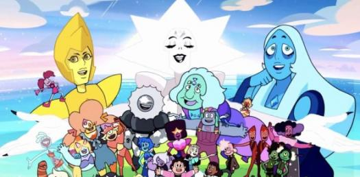 Find Out Which Steven Universe Personality Are You?