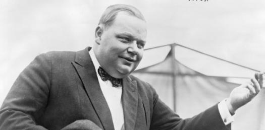 Ultimate Quiz About Roscoe Arbuckle