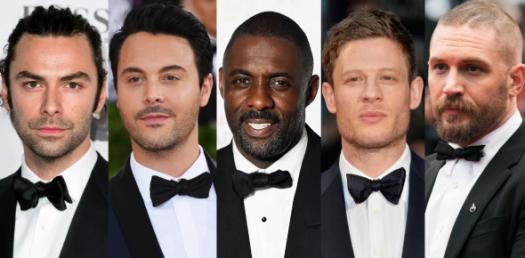 Which British Actor Should You Date?