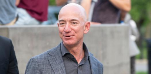 What Do You Know About Jeff Bezos? Quiz!