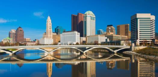 Columbus, Ohio State Quiz