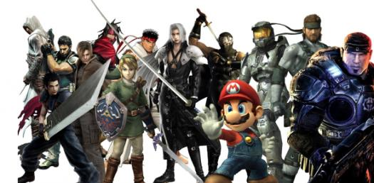 Video Game Characters Quiz Test