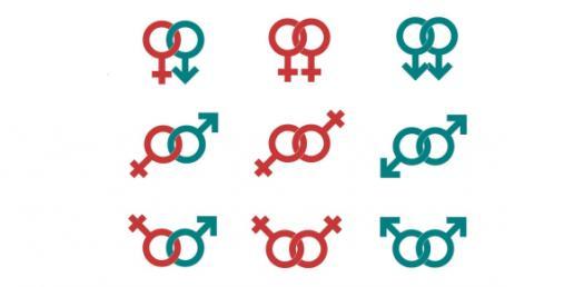 Bisexueller Geschmackstest