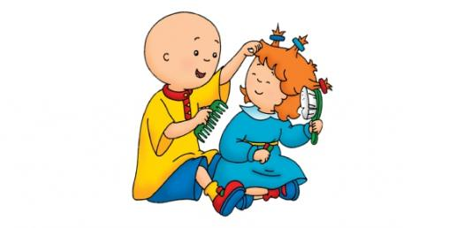 Caillou And Rosie Quiz: Trivia!