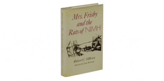 Mrs. Frisby And The Rats Of NIMH Book Quiz!
