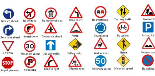 Do You Know Every Road Sign?