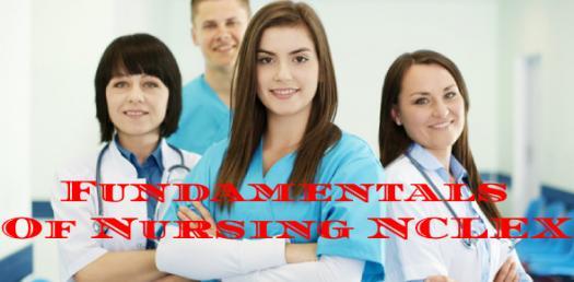 Fundamentals Of Nursing NCLEX Quiz 41