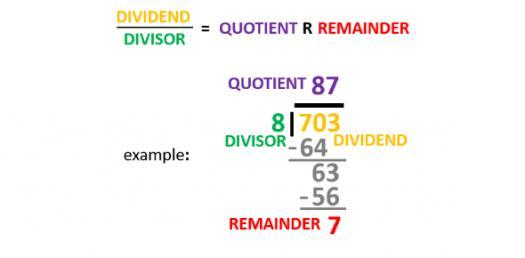 Long Division Basic Test! Math Quiz