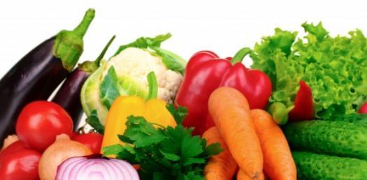 Prepare Vegetables, Fruits, Eggs & Farinaceous