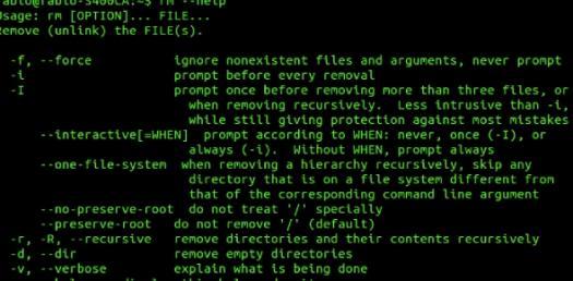 Basic Unix Command Line Quiz