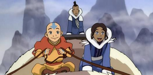 Avatar: The Last Airbender: What Nation Do You Belong To
