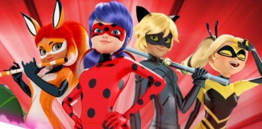 Miraculous Tales Of Ladybug And Cat Noir Quiz