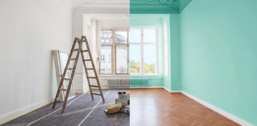 Wall Paint & Colours