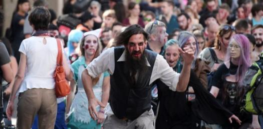 The Ultimate Zombie Apocalypse Survival Quiz