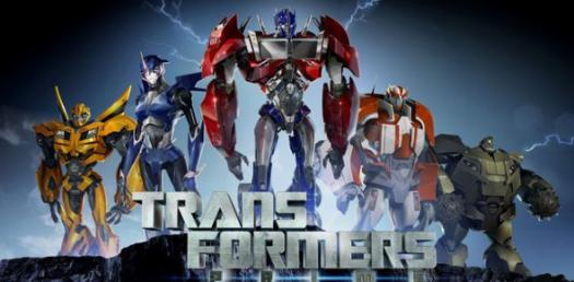 Transformers Prime Characters