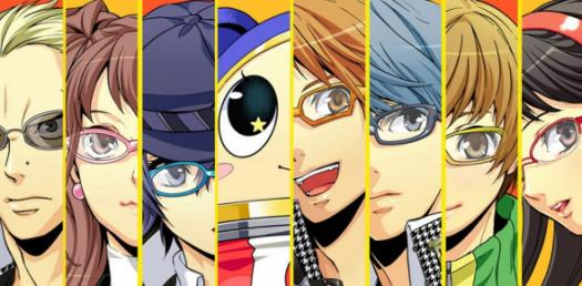 Which Persona 4 Character Are You?