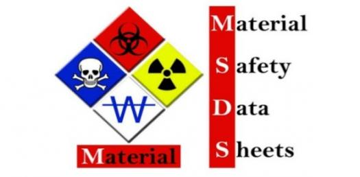 Material Safety Data Sheet (MSDS) Quiz