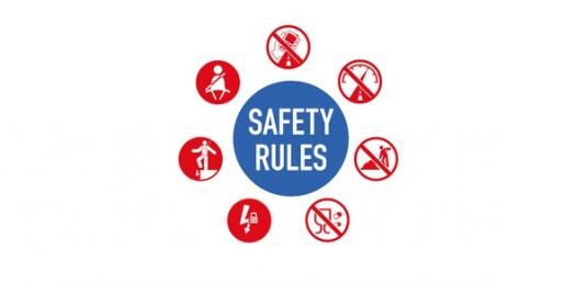 Safety Rules Test For Tech-ed