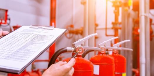 Fire Inspection & Code Enforcement Chapt. 13