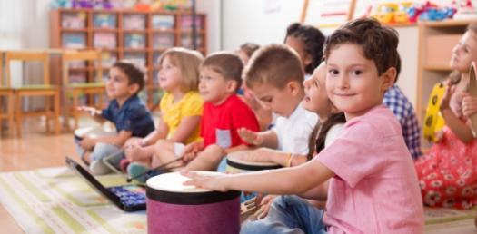 Kindergarten Music Quiz: Basic Test!